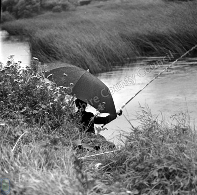 Fishing, River Ure
